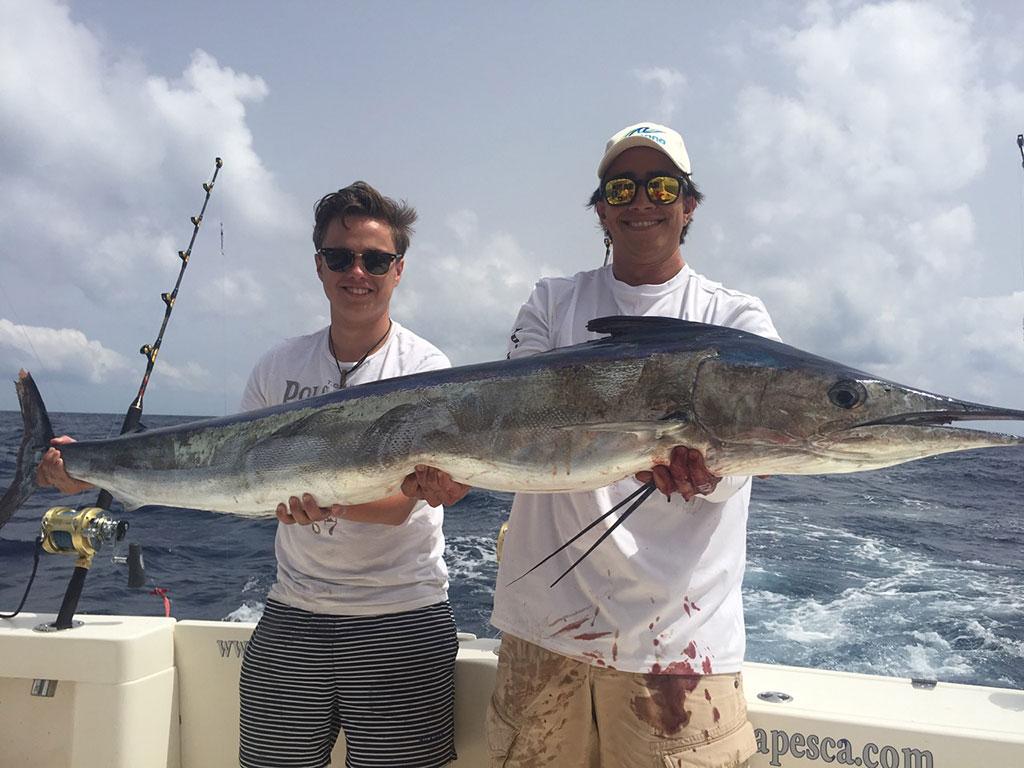 Marbella sea fishing for big game fish for Sea fishing games