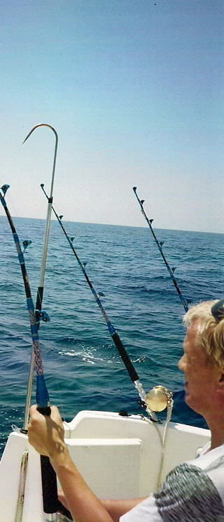 Benalmadena & Fuengirola Sea Fishing Trips